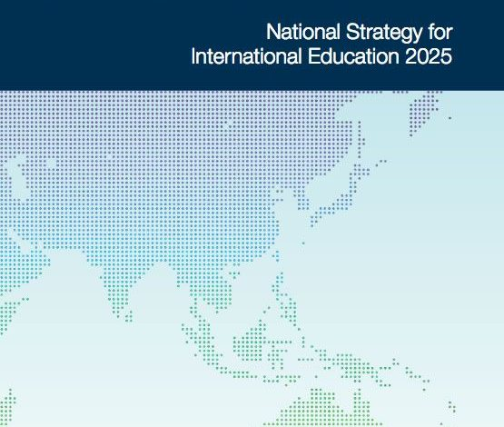 National Strategy for International Education 2025